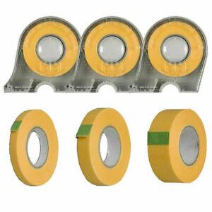 Tamiya Masking Tape 6mm - 10mm - 18mm Dispenser or Refills - Choose your Size