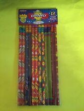 Bravo Reward & Recognize 12 Pencils - New - Party Supplies Favors - No 2 - Wood