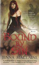 A Cin Craven Novel: Bound by Sin 3 by Jenna Maclaine (2009, Paperback)