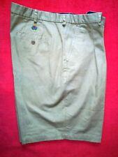 Vintage Hathaway Sport Khaki Beige/Tan Shorts Size 38
