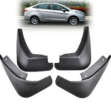 FIT FOR 09-16 FORD FIESTA HATCHBACK MUD FLAPS SPLASH GUARDS MUDGUARDS MUDFLAPS