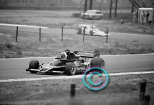 RACING Original 35mm Negative F1 Gunnar Nilsson - Lotus 1977 Belgium Formula 1