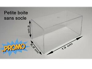 grossiste lot de 50 boites vitrine pour 1:43 éme  produit neuf