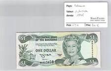BILLET BAHAMAS - 1 DOLLAR 1996