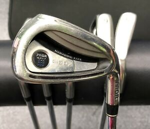 PRGR GN502 Iron Set #5-PW JAPANESE PREMIUM BRAND IRONS