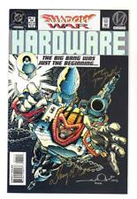HARDWARE 11  SIGNED BY DENYS COWEN and DWAYNE McDUFFIE w/COA (SHIPS FREE) *