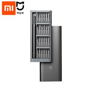 Mijia MI 24 in 1 Precision Screwdriver Set Magnetic Multi Tool Alloy Case
