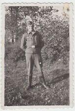 (F937) Orig. Foto Wehrmacht-Soldat Hans, 1940er