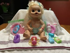 Hasbro 2010 Talking My Baby Alive (Tested)