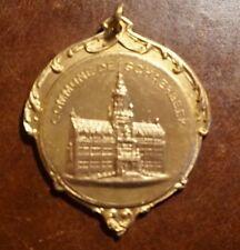 Médaille Schaerbeek - Jeux de balle - La jeune paume 1922