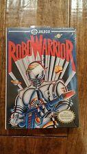 Robo Warrior (Nintendo NES, 1988) NEW FACTORY SEALED