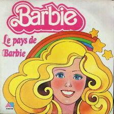 DIVERS 45 TOURS FRANCE LA POUPEE BARBIE KEN MATTEL