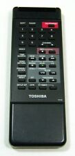 Toshiba VT-02 Remote Control