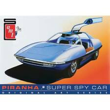 AMT 916 Piranha Spy Car Original Art Series plastic model kit 1/25
