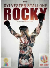 New ListingRocky 6-Film Collection (40th Anniversary) [New Dvd] Anniversary Ed, Boxed Set