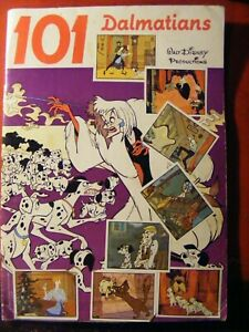 Panini 101 Dalmations Vintage Sticker Album - Disney 1985 Sticker Book