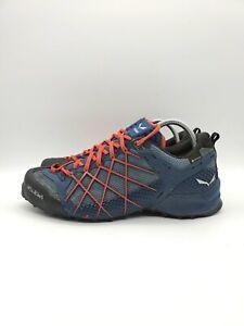 Salewa Mens MS Wildfire GTX Trekking Hiking Shoes Size UK8 1/2 EU42 1/2