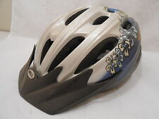 """BELL New in Box  """"COGNITO"""" Cycling Helmet Universal Youth Cream/Creme"""