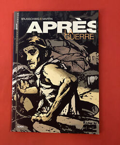 After La Guerre Episode 1 April 2006 Cube 32 Very Good Condition Comics Soft