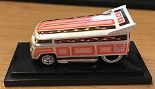 Hot Wheels Liberty Promotions 2012 Diecast Supercon Hot Streak VW Drag Bus /1000
