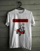 Vintage LAGWAGON Thrased Tour 1985  t-shirt gildan Reprint.