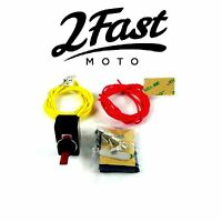 2FastMoto Lighted Switch Thumb Warmer Kit Blizzard Everest Ski-Doo Snowmobile