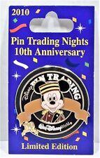 Disney Trading Night Mickey As Bellhop Tower of Terror 3-D Pin LE 500 RARE VHTF