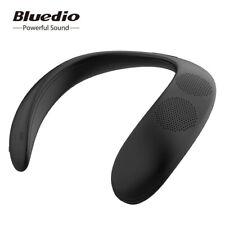 Bluedio Speaker Bluetooth Neck-mounted Radio FM Mini HS Wireless SD Card Slot