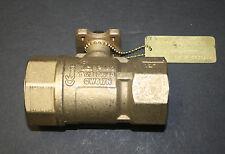 "JOHNSON CONTROLS VG1241EP 1-1/2"" 2W BALL VALVE 18.7 CV BRASS TRIM HVAC - NEW"