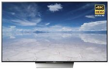 "Sony XBR85X850D 85"" XBR Ultra HD 4K LED HDR Smart HDTV - XBR85X850D"