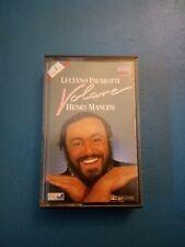 Luciano Pavarotti CASSETTE TAPE Volare