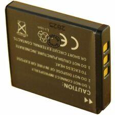 Batterie Appareil Photo pour PENTAX D-LI122 - capacité: 1400 mAh