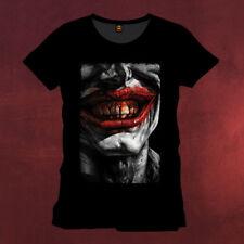 BATMAN T-Shirt Joker Bloody Smile - Taglia XL - OFFICIAL MERCHANDISE