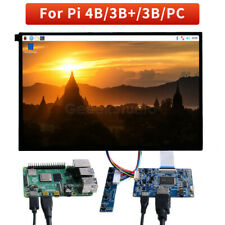 10.1inch1280*800 HDMI LCD Display without Touch Screen for Raspberry Pi 4B