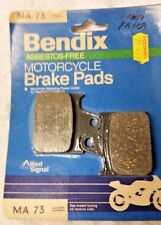 New Bendix MA 73 Brake Pad Set for 1984 Honda Interceptor 1000