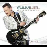 NEW Inyección De Fe (Audio CD)