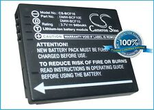 3.7V battery for Panasonic Lumix DMC-FH1S, Lumix DMC-TS4, Lumix DMC-FH1P, Lumix