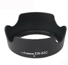 Hot EW-63C 700D 100D Camera Lens Hood for Canon Shot EF-S 18-55mm f/3.5-5.6 IS