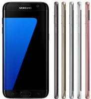 Samsung Galaxy S7 Edge Unlocked GSM 32GB SM-G935T 4G LTE Android Smartphone