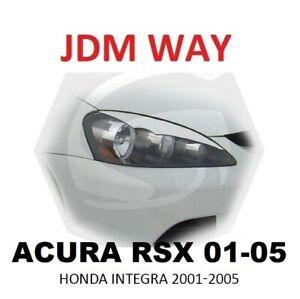 For Acura RSX Eyebrows Eyelids EyeLine Honda Integra DC5 Type R 2001-2006MY