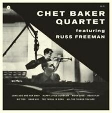 Baker Chet Freeman Russ Legendary 1956 Session EU Vinyl LP