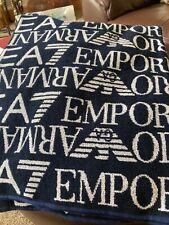 EA7 Emporio Armani Beach Towel bnwt