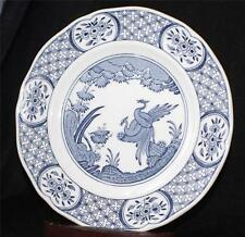 "Antique FURNIVALS Limited England OLD CHELSEA Pattern 7 5/8"" Salad Plate"