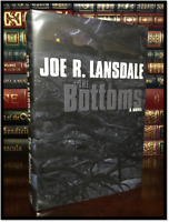 The Bottoms ✎SIGNED✎ by JOE LANSDALE Hardcover 1st Edition First Printing Edgar