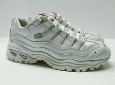 Sketchers Sport Womens Sneakers Size 11 White SN2250 Walking Training Athletic