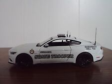 Nebraska Highway Patrol 1:24 Scale Ford Mustang GT Concept Police Car