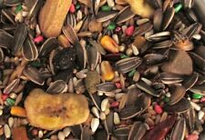 Higgins Dynasty parrot seed mix sunflower seed fruit nuts Macaw African Conure