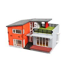 YM655 Ho-Series - Modern House - Wooden Model Kit