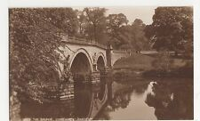 The Bridge Chatsworth, Judges 9263 Postcard, A955