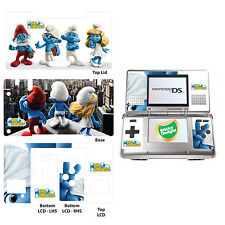 Smurfs Vinyl Skin Sticker for Nintendo DS Original